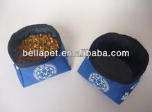 Foldable Pet Travel Bowl with handy clip, pet travel bowls, dog outdoor bowl, pet bowls