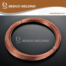 D - Bronze soldagem brasagem de fios e hastes Cu86Mn10Co4 brasagem ligas