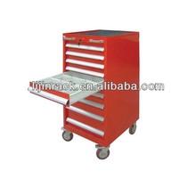 Garage workshop tool chest cabinet