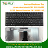 Russian Laptop Keyboard For Acer eMachine D725 D525 D720 D520 ,Black RU laptop Keyboard,MP-07A43SU-698 ,PK1305801H0