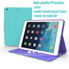 Top quality wallet case for ipad air