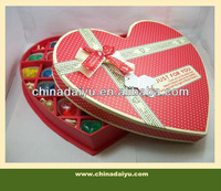 High quality fashional custom designed luxury gift packaging chinese new years