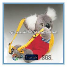 Baby safety belt plush koala design