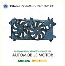 Piezas de automóviles 51755591 12 V ventilador de enfriamiento del radiador / del ventilador del condensador para FIAT PEUGEOT TOYOTA made in China