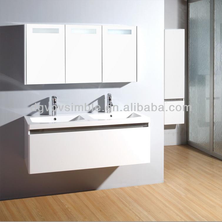 Miroir de salle de bains vanity cabinet am ricain armoire for Cabinet de salle de bain