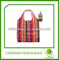 hottest foldable see-through nylon mesh beach bags