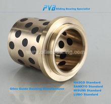 Collar Guide Bushes Manufacturer, DIN 9834-100Guide Bushing, Oiles Bearing