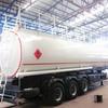 Oil tank semitrailer for sale