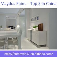 Maydos Eco-friendly Water Based Wood Paint Furniture Paint White Pearl Paint(Furniture Paint Manufacturer)