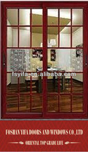 high quality thermal break aluminum kerala door designs