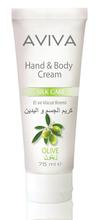 AVIVA Hand & Body Cream olive