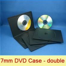 shantou black double 14mm/9mm/5mm/ 7mm dvd case