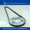 3 wheel motorcycle parts 420 428 chain with OEM brand