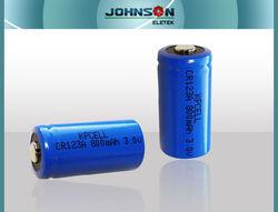 Lithium Battery 3 volt cr123a lithium battery