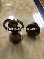 brass handle dinner bell father christmas Santa Claus crier bell