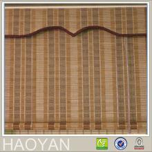 bamboo roller blind black for living room and bedroom
