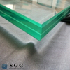 High Quality 12.76mm resin laminated glass