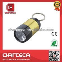 Designer promotional young model flashlight mini speaker