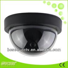 CCTV Low illumination Dome Camera Plastic Case