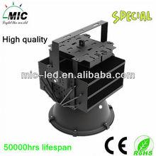 MIC high lumen led floodlight 500w outdoor good heat dessipation high quality big watt
