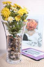 glass floral vases