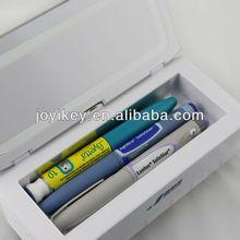 Portátil caso de la insulina, Mini refrigerador para medicina china