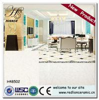 white and grey floor tiles/snow white marble tiles/ceramic interior tile H48502