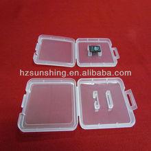 Plastic Card Case, SD /TF Memory Card ,Storage Case