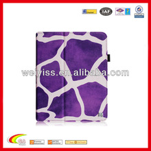 Customized Stand leather tablet case with factory price, leather tablet case china manufacturers