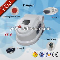 Fast selling Skin Rejuvenation care E-light IPL RF other beauty equipment