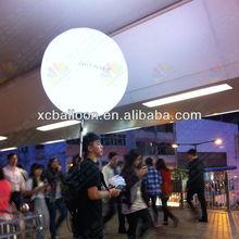 Newest Design Backpack Ballon Light Big LED Advertisement Ballons