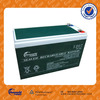 dry charged lead acid battery 12v7ah for solar battery