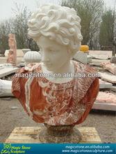 Italie quatre saison femme marbre bustes