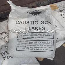 Caustic Soda Flakes Sodium hydroxide 99% CAS 1310-73-2