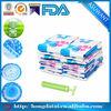china wholesale plastic plastic printed vacuum storage bag as seen on tv