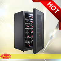 28 Bottles Vertical Thermoelectric Wine Glass Cooler