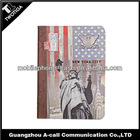 USA vintage style design case wholesale for ipad smart cover