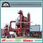 SAP160 china asphalt batch mix plant