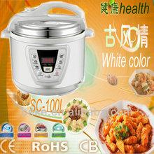 Deluxe digital cooker