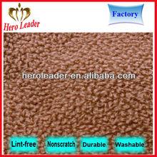 Various weight anti-static bonded polar fleece fabric