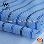 Yarn Dyed Striped Shirt Woven Cotton Fabric