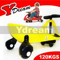 2014 New Children Baby Kids Twist Car Swing Car Wiggle Car