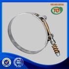 T bolt full nut round spring clips