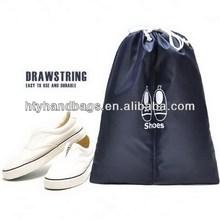 Super quality most popular organza shoe bag