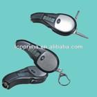 Multi tool with Digital Tire Gauge of Key chian