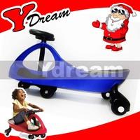 Swing Car Swivel Slider Kids Fun Ride On Toy Plasma Wiggle Scooter Foot Ma