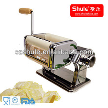 Chinese home use stainless steel small manual making dumpling machine