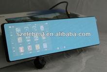 Syria navigation gps 5 inch screen ddr128mb 4gb memory mirror gps dvr