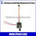 inalámbricos por infrarrojos cámara digital módulo de pcb para su uso en cualquier lugar con detección de movimiento con mando a distancia con visión nocturna