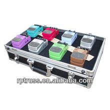 casos guitar pedal board